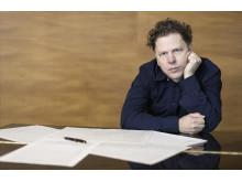 Fredrik Hedelin, forskare i musikalisk gestaltning vid Luleå tekniska universitet