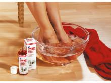 Wohlige Wärme für die Füße