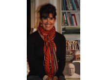 Cecilia Samartin hos Äppelvikens bokhandel