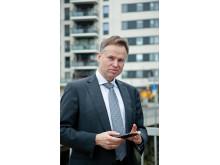 Øystein Noan, nordisk CEO i for Visma, ser store muligheder i opkøbet af e-conomic
