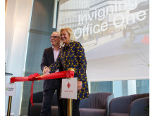 Invigning Office One och United Spaces