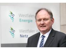 Dr. Stephan Nahrath, Geschäftsführer Westfalen Weser Energie GmbH & Co. KG