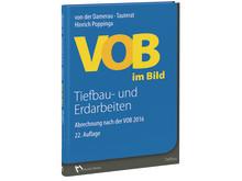 VOB im Bild – Tiefbau- und Erdarbeiten, 22. Auflage, 3D (tif)