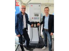 Öresundskraft storsatsar på elbilsladdning 1