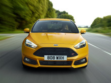 Nye Ford Focus ST vises for første gang på Goodwood Festival of Speed i England 27. juni