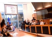 Svenskmöte i EU-parlamentet 2015