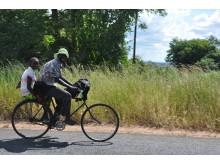Klimatsmart Yoggi yalla ger försörjning till småbönder i Afrika