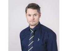 Arnstein Værdal, salgssjef for småelektriske varer hos Elkjøp Norge