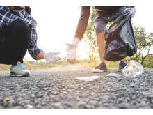 Waste Hunt er drevet af frivillige ildsjæle, som den første søndag i hver måned samler affald i og omkring Aarhus.