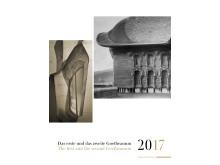 Verlag am Goetheanum: Kalender 2017 mit Motiven des ersten und zweiten Goetheanum