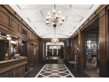 Grand Hotel Terminus, Lobby/Front desk