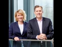 CEO Tim Paech & HR Direktorin Christin Kohnke