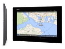 AISView on Sony Experia Z2 Tablet copy