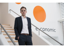 e-conomics direktør Mads Rebsdorf forventer endnu mere vækst i de kommende år