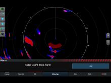 Garmin Fantom 18x 24x Screen Radar
