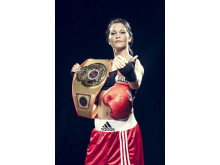 Marielle V Hansen - The Golden Girl Championship
