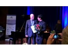Preisübergabe Maritim Musikpreis
