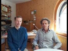 Matthias Rang und Johannes Wirz_by Naturwissenschaftliche Sektion