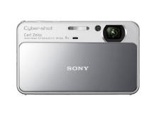 Cyber-shot DSC-T110 von Sony_Silber_02