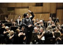 Robert Trevino och  Malmö SymfoniOrkester