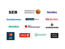 Samsung Pay_Bankloggor