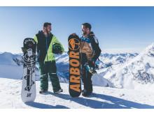 Knapp 50 Wintersportmarken stellten ihre Neuheiten und Highlights vor.