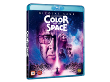 Color Out Of Space, Blu-ray