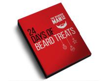 En skäggolja i ny doft varje dag i årets adventskalender för skägg