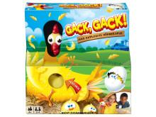 Spielcover Gack Gack I Mattel Games 2017