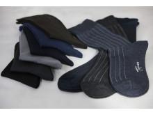 3770 & 3757 Mercerized cotton sock