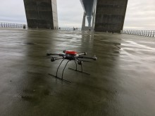 Demodrone: Sund & Bælt kigger på mange teknologier heriblandt droner.