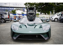 Jason Watt & Ford GT wheelchair4
