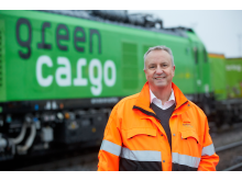 Bengt Fors VD Green Cargo Norge MBR-201209-00455