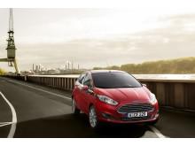 Ford oppgraderer Fiesta – Europas mest solgte småbil