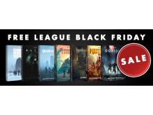 Free League Black Friday Sale 2020