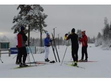 Anita Moens skiskole på Trysil-Knut Arena