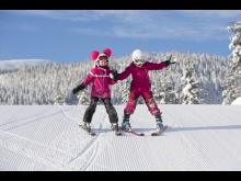 Vinterparadis for barnefamilier