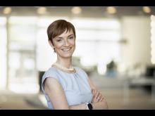 Martina Faßbender, Leiterin Unternehmenskommunikation Portrait