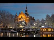 Nordiska museet lyser upp vintern