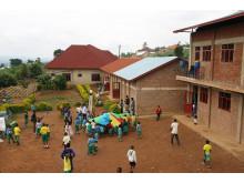 Ein Kaffee, der Schule macht. Louisenlund unterstützt seit 2014 eine Vor- und Primarschule in Ntarama/Ruanda