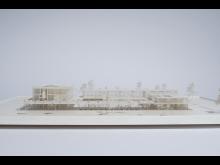Wertstoffhof_der_Zukunft_Haefele_Franziska_Modellfoto_Westseite_David Curdija
