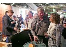 Innis & Gunn på En Öl & Whiskymässa 2013