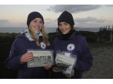 Sagenwanderung mit Mia Brocks und Klara Damberger