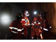 """copper mine """"El teniente"""", Chile"""