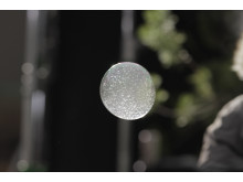 Sony 4K Ice bubbles