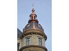 Sanierungspreis 18 - Gewinner Steildach - Stadthöfe Hamburg, Palaishaus