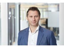 Johan Lindgren, finansdirektör
