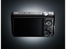 Cyber-shot DSC-WX5 von Sony_silber_11