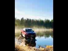 Ford Ranger Media Drive 2021