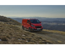 Ford Transit Custom Trail 2020
